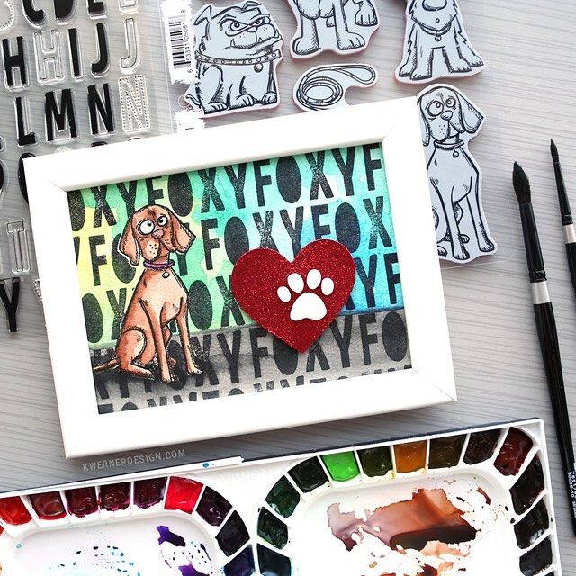 Have you all seen the Masterpiece Box from simonsaysstamp? Imhellip