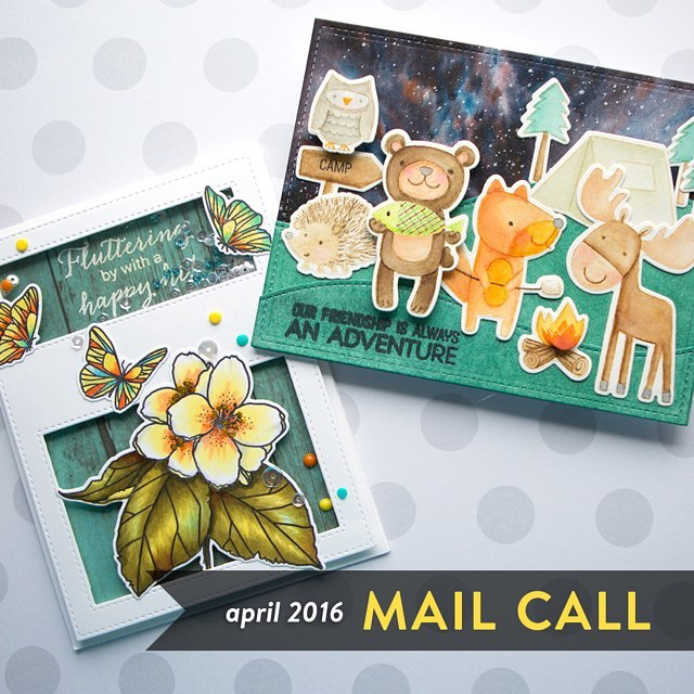Are you ready to see all the cards mailed inhellip