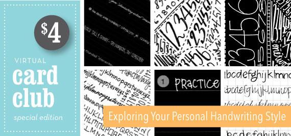Exploring Your Personal Handwriting Style