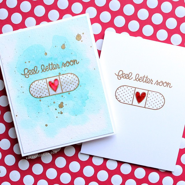 Just posted some simple get well cards at my bloghellip