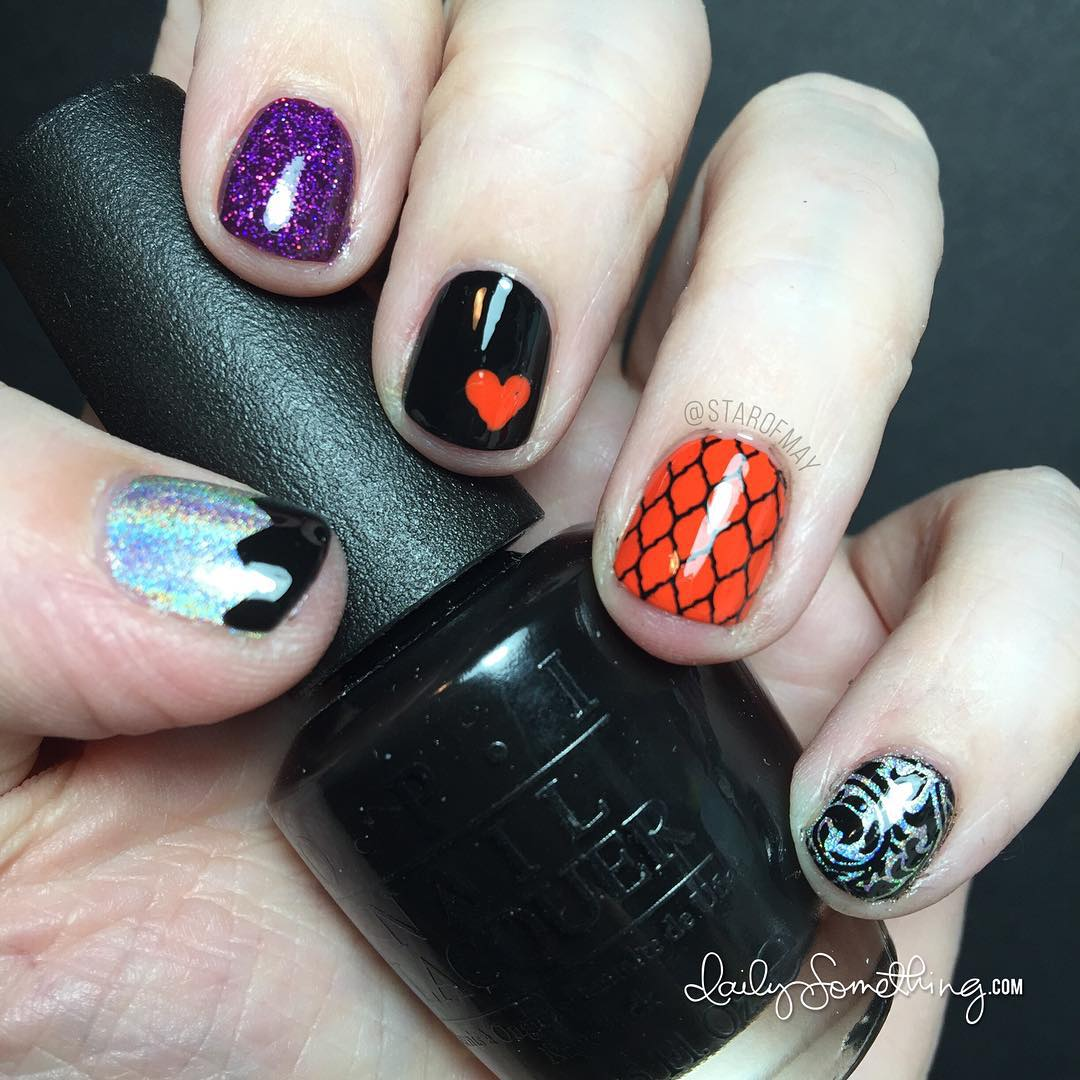 Halloween Nails  starofmaynails