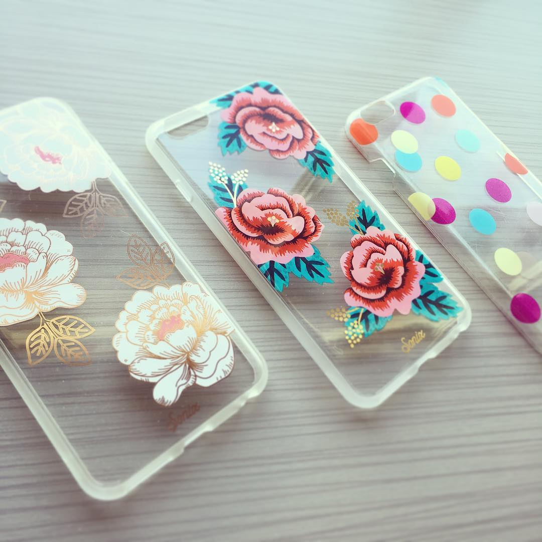 I clearly have a clear iPhone case obsession Picked uphellip