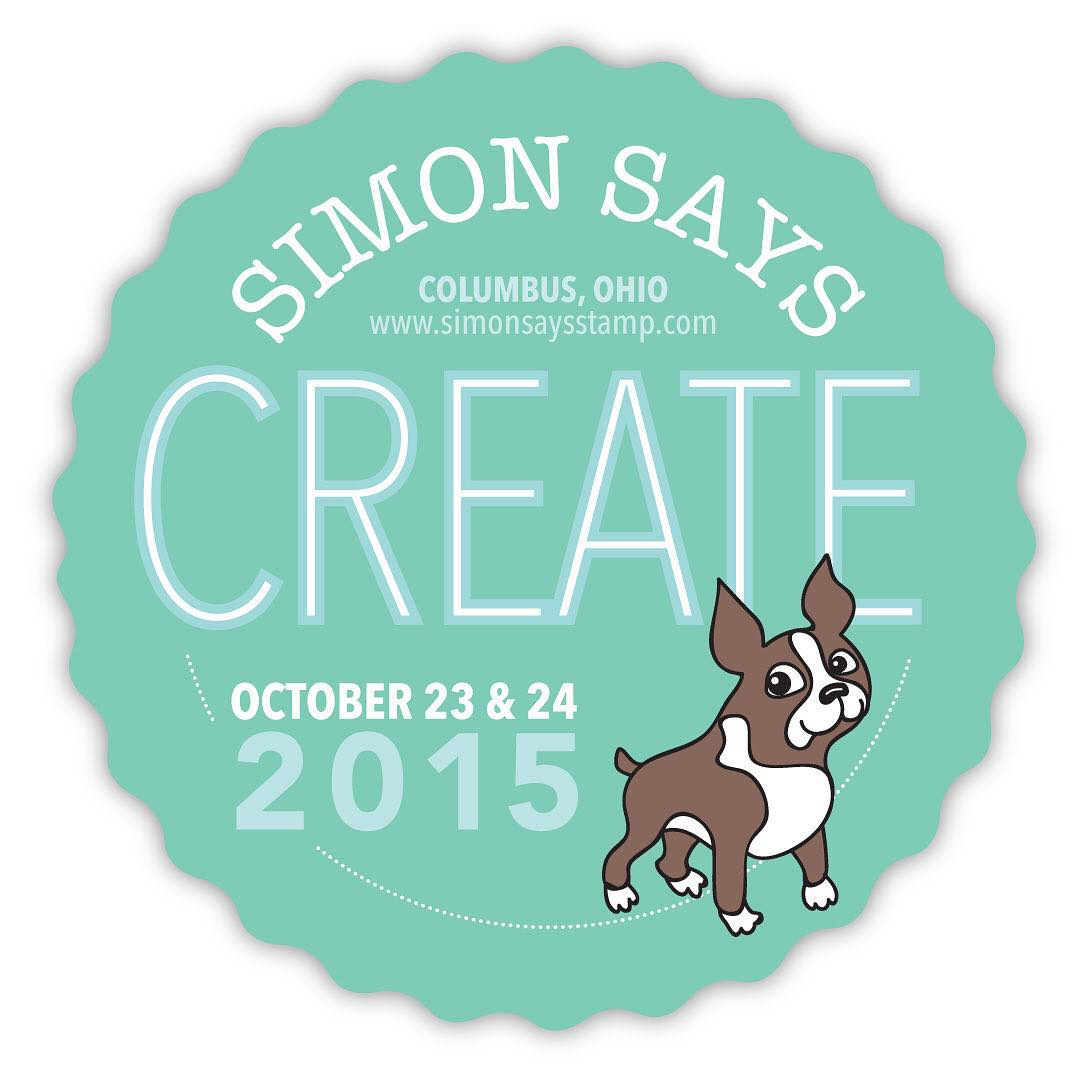 HEADS UP! Tickets for simonsaysstamp Create 2015 go on salehellip