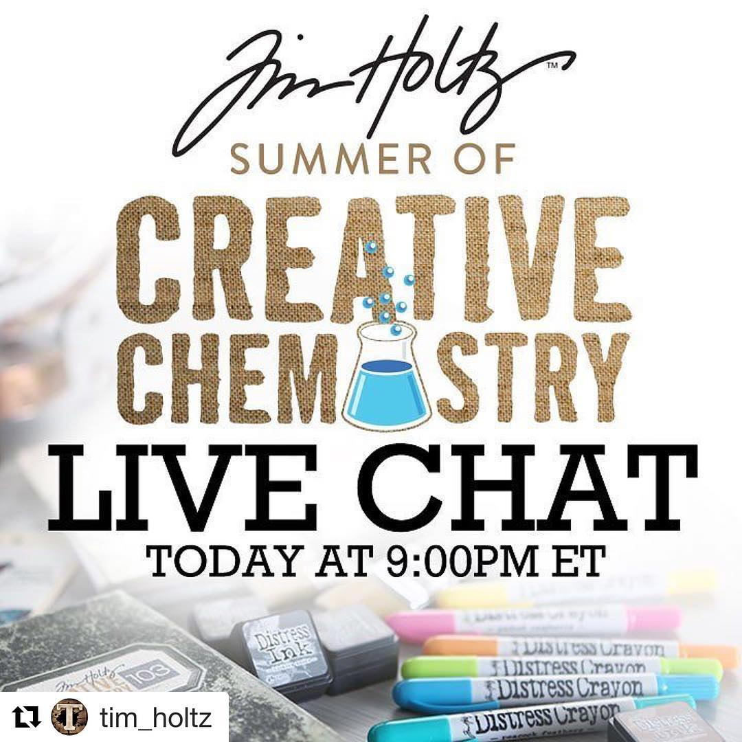 Yay! About to do a live chat with timholtz andhellip