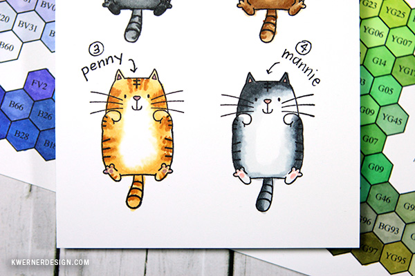 What is your favorite color cat pictures to pin on pinterest