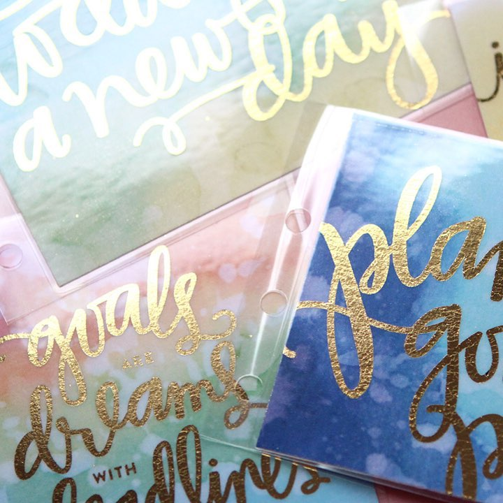 Have you all seen the heidiswapp Minc foiling machines? Thehellip