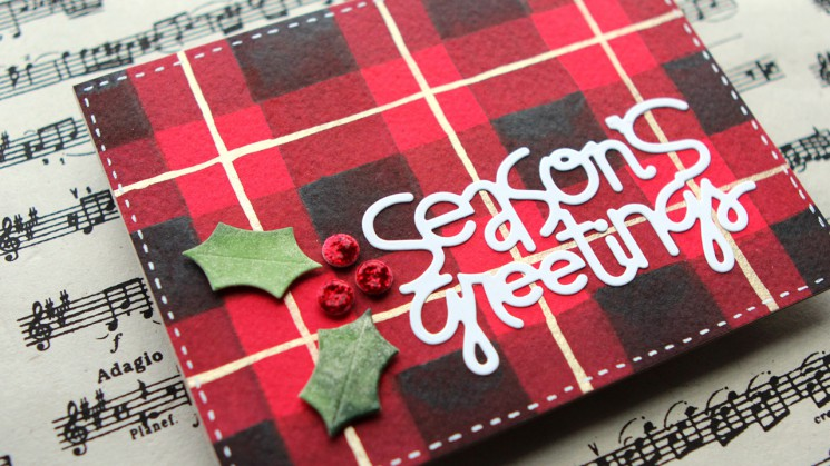 Holiday Card Series 2015 – Day 2