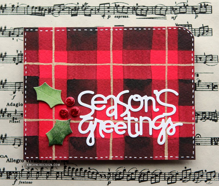 Holiday Card Series 2015 - Day 2