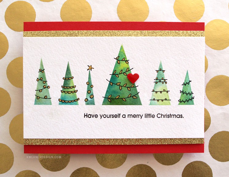 Holiday Card Series 2015 - Day 19