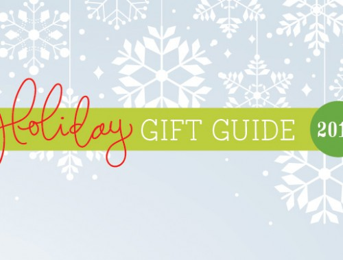 Holiday Gift Guide 2015 - For crafters, letterers, watercolorists, & nail polish enthusiasts!