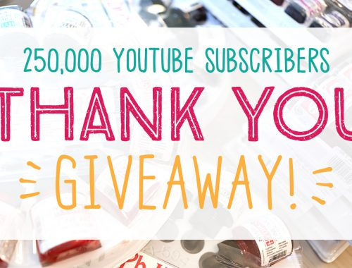 250K Subscribers GIVEAWAY! Dr. Ph. Martin's Giveaway!