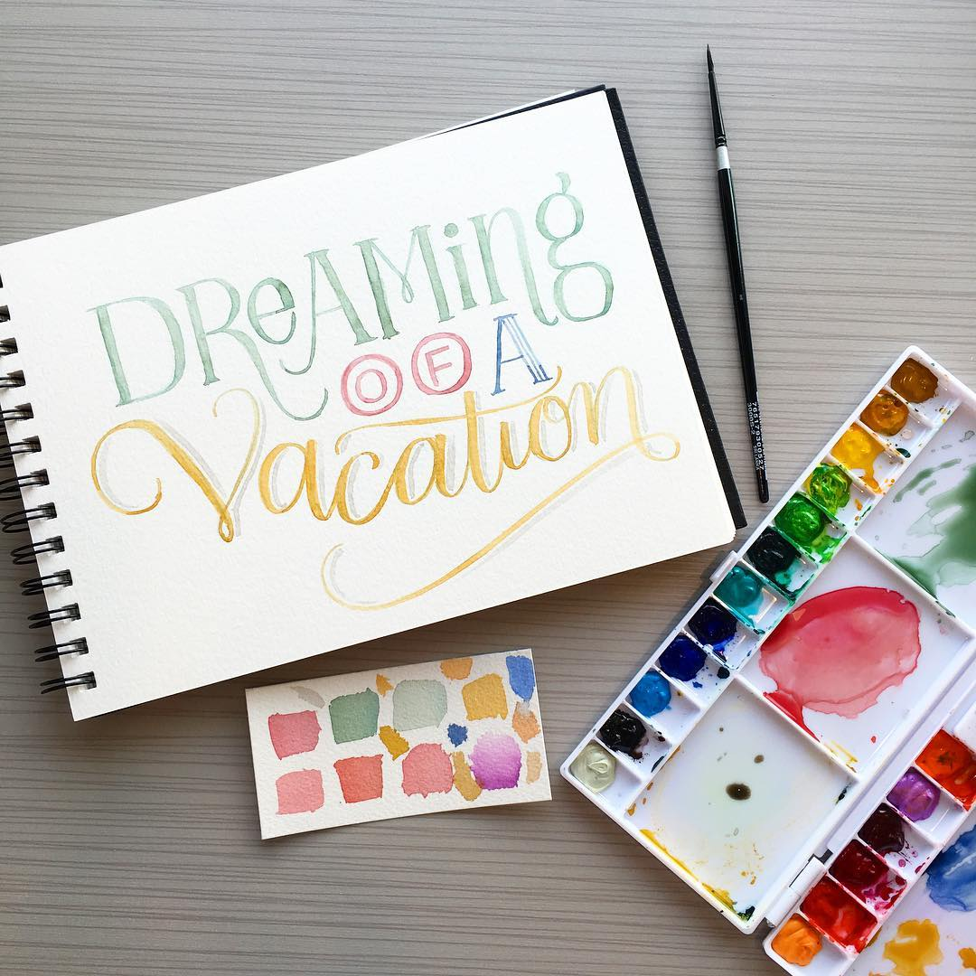 Anyone else? Sometimes planning a vacation is a minivacation hellip