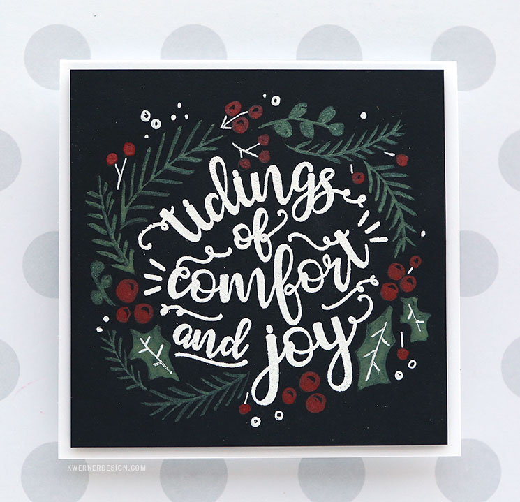Holiday Card Series 2016 - Day 7