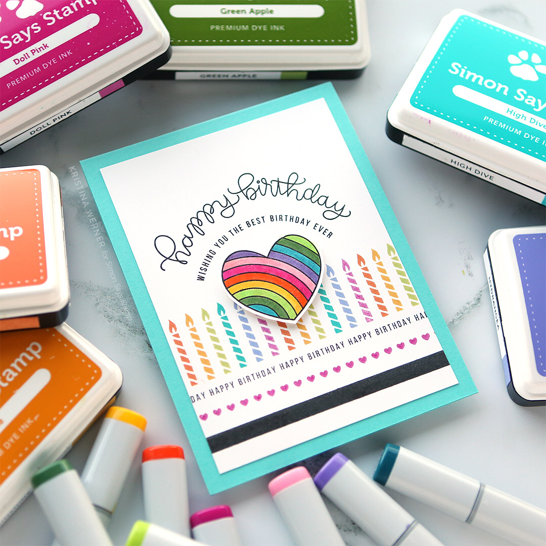 Are you ready for some super colorful stamping and coloring?hellip
