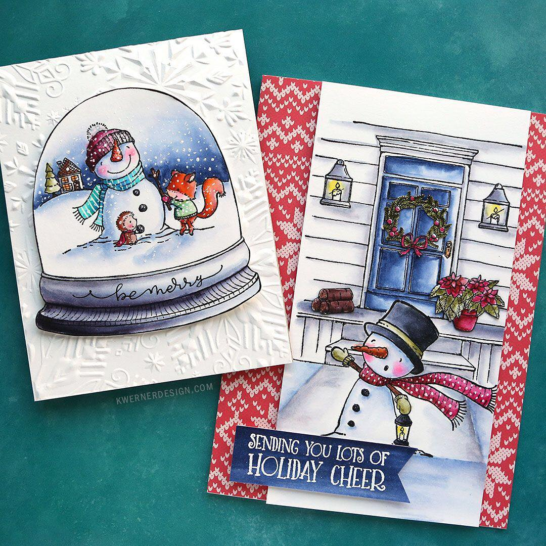 Are you ready from some really cute snowmen?! These cutieshellip