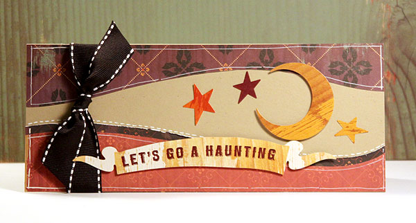 Finally Friday - Let's Go A Haunting