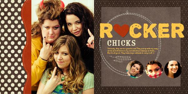 Rocker Chicks