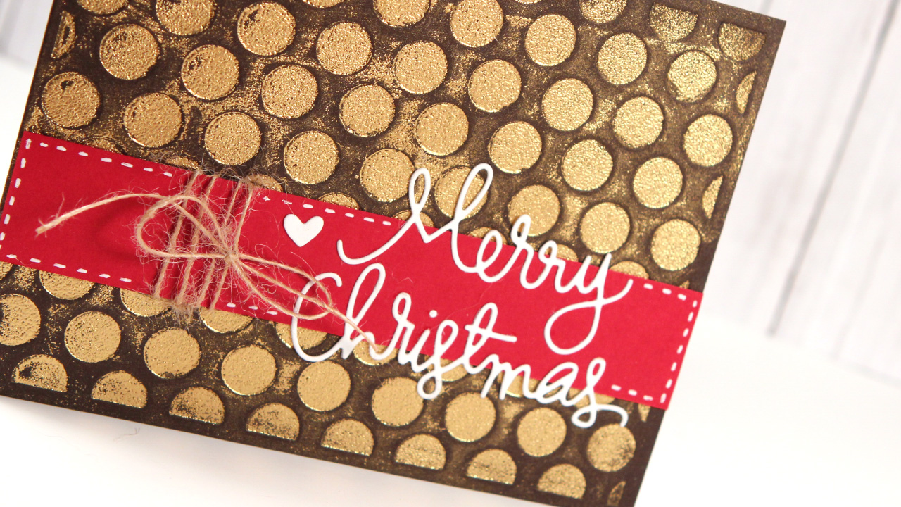 Holiday Card Series 2013 – Day 20