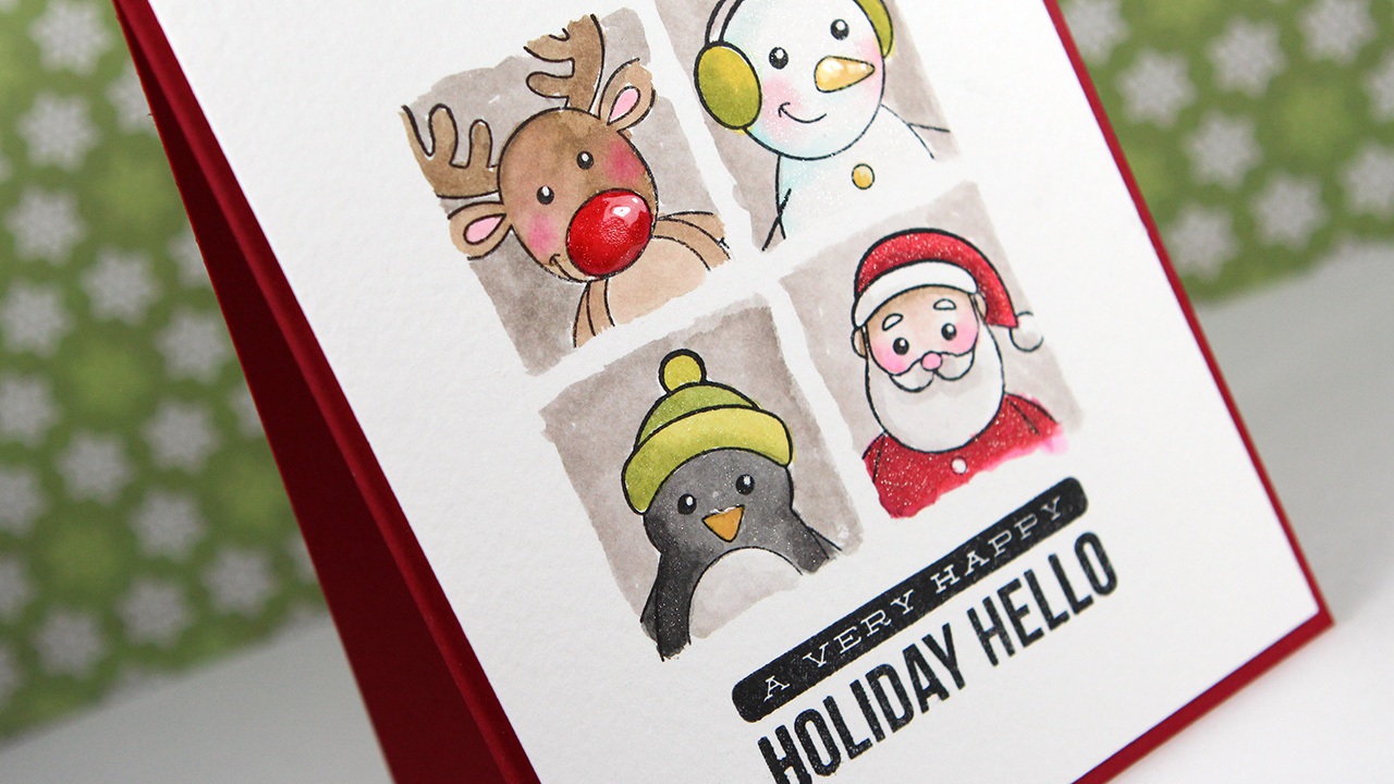 Holiday Card Series 2014 – Day 11