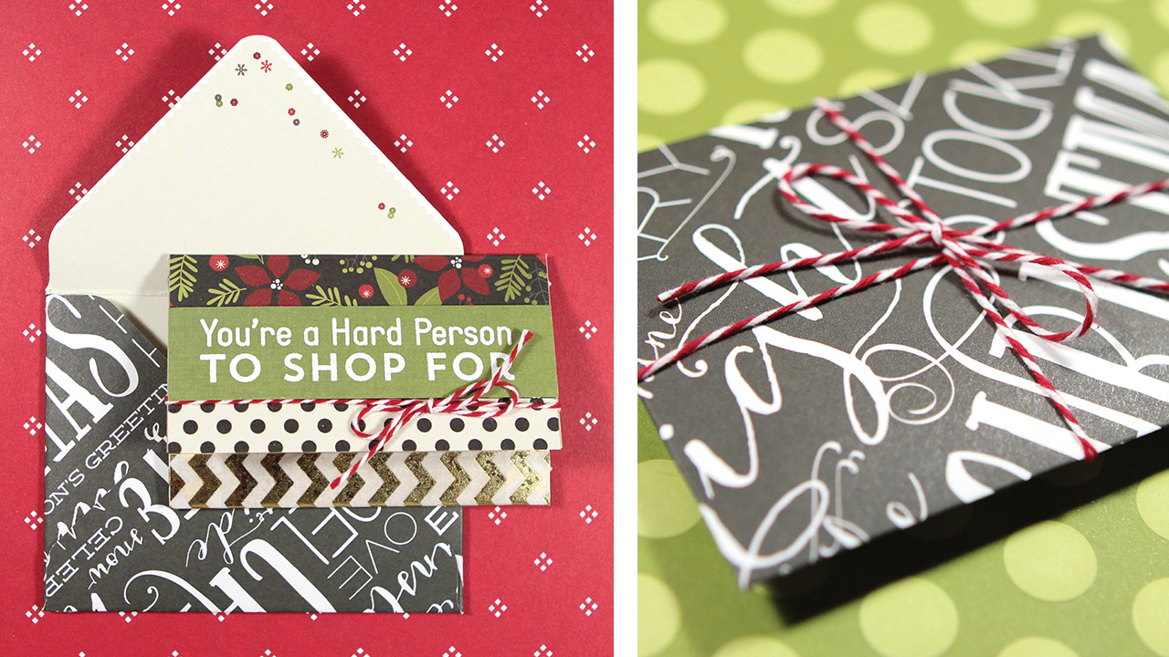 Holiday Card Series 2014 – Day 13 + BLOG HOP & GIVEAWAY!