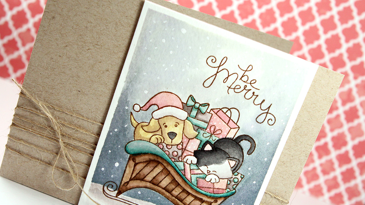 Holiday Card Series 2014 – Day 17
