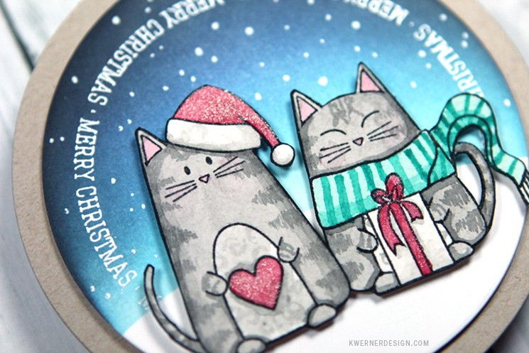 Holiday Card Series 2015 - Day 1