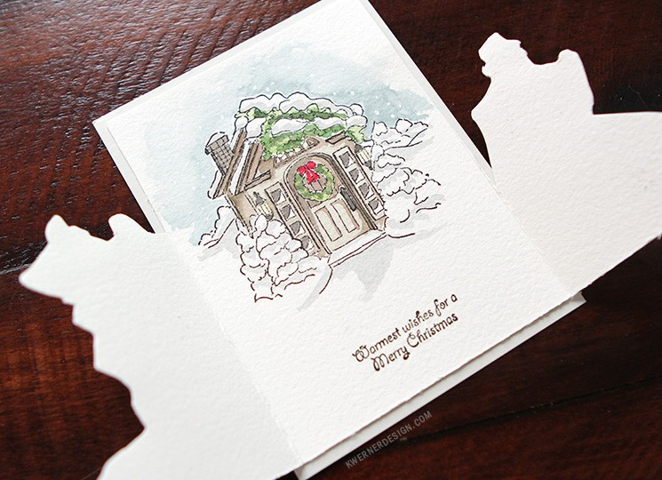 Holiday Card Series 2015 - Day 7