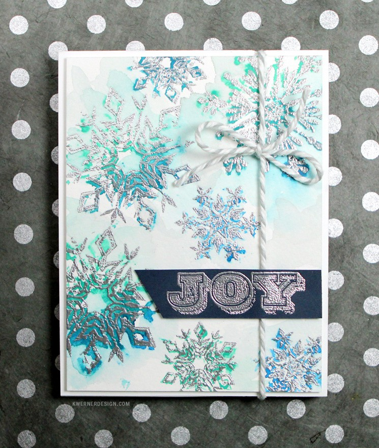 Holiday Card Series 2015 - Day 17
