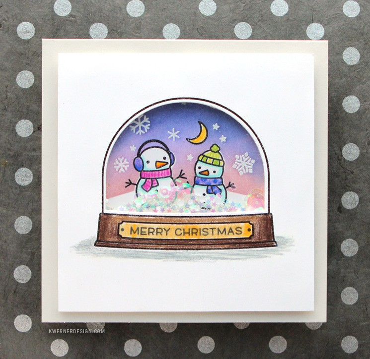Holiday Card Series 2015 - Day 9