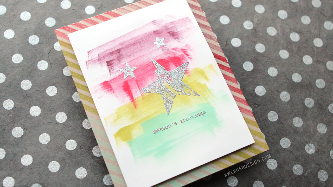 Holiday Card Series 2015 – Day 20 + GIVEAWAY