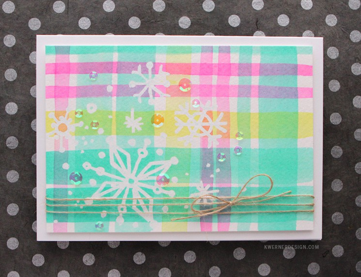 Holiday Card Series 2015 - Day 21