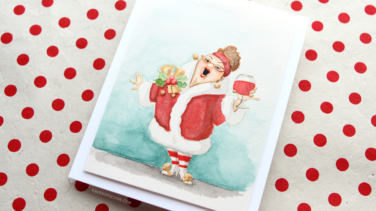 Holiday Card Series 2015 – Day 25