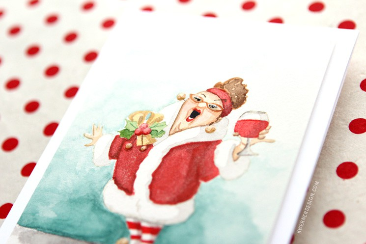 Holiday Card Series 2015 - Day 25