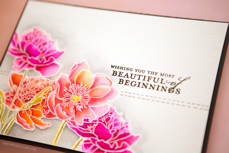 Tips for Watercoloring with Zig Clean Color Real Brush Markers