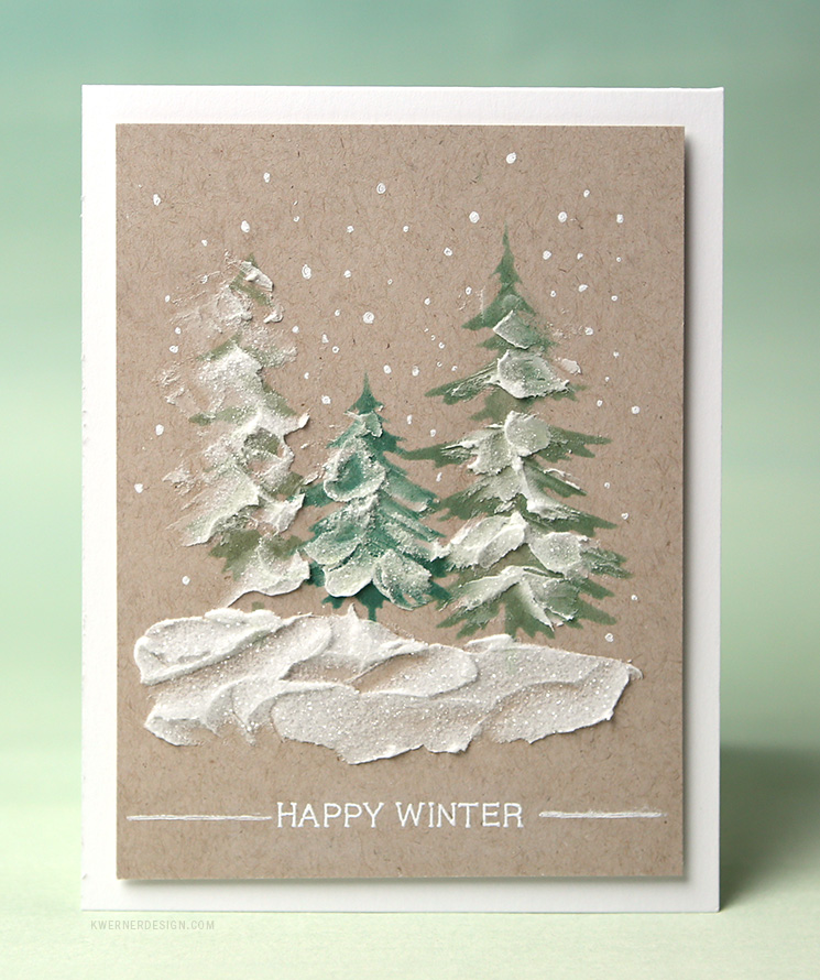 Holiday Card Series 2016 - Day 16