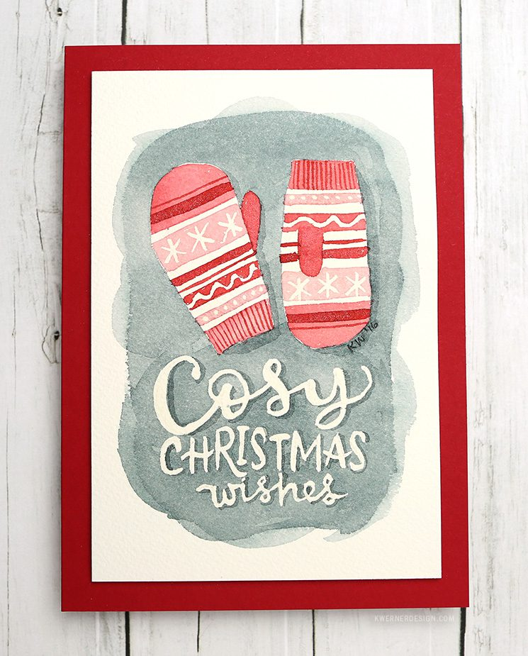 Holiday Card Series 2016 - Day 18