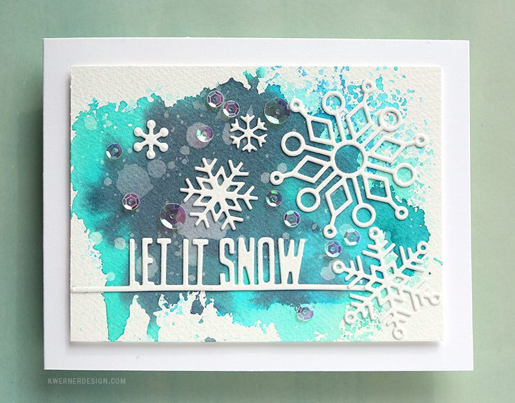 Holiday Card Series 2016 - Day 19