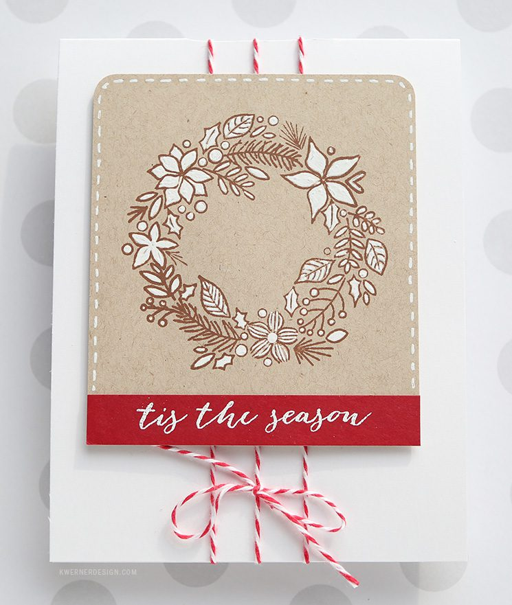 Holiday Card Series 2016 - Day 23