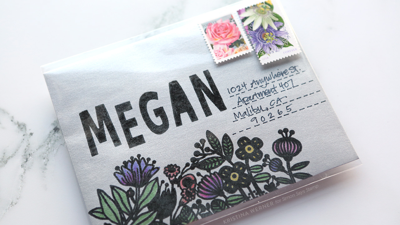 Monthly Mail Art – February 2017