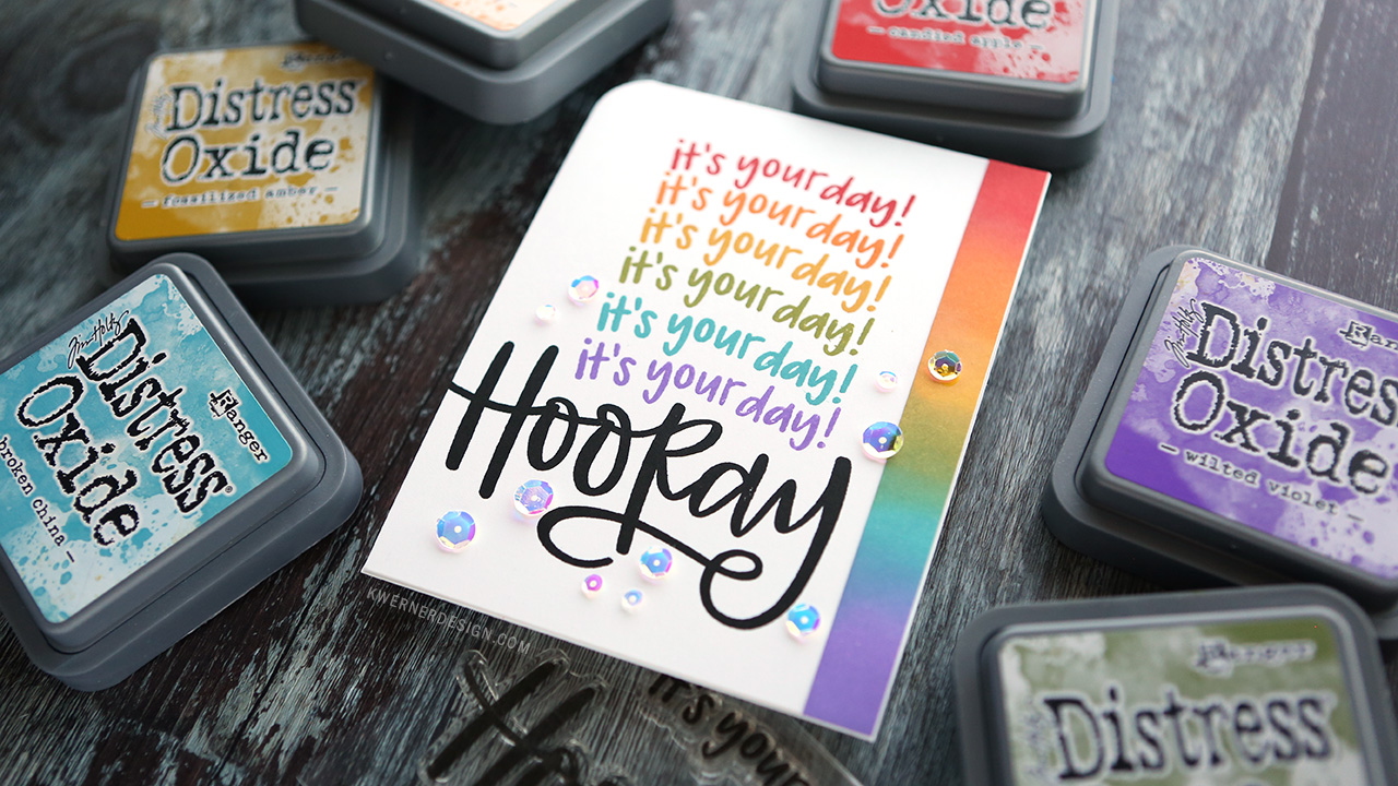 One Stamp Set, One Card – Neat & Tangled 5th Birthday Blog Hop