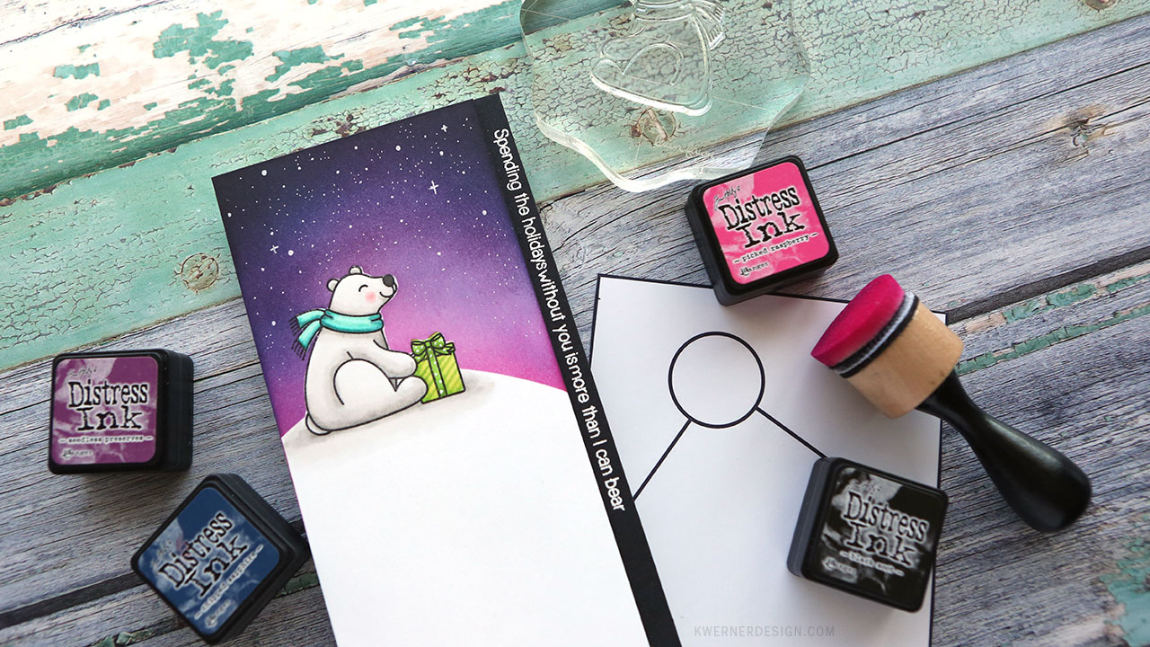 SKETCH CHALLENGE with Jennifer McGuire + New stamps from Sunny Studio