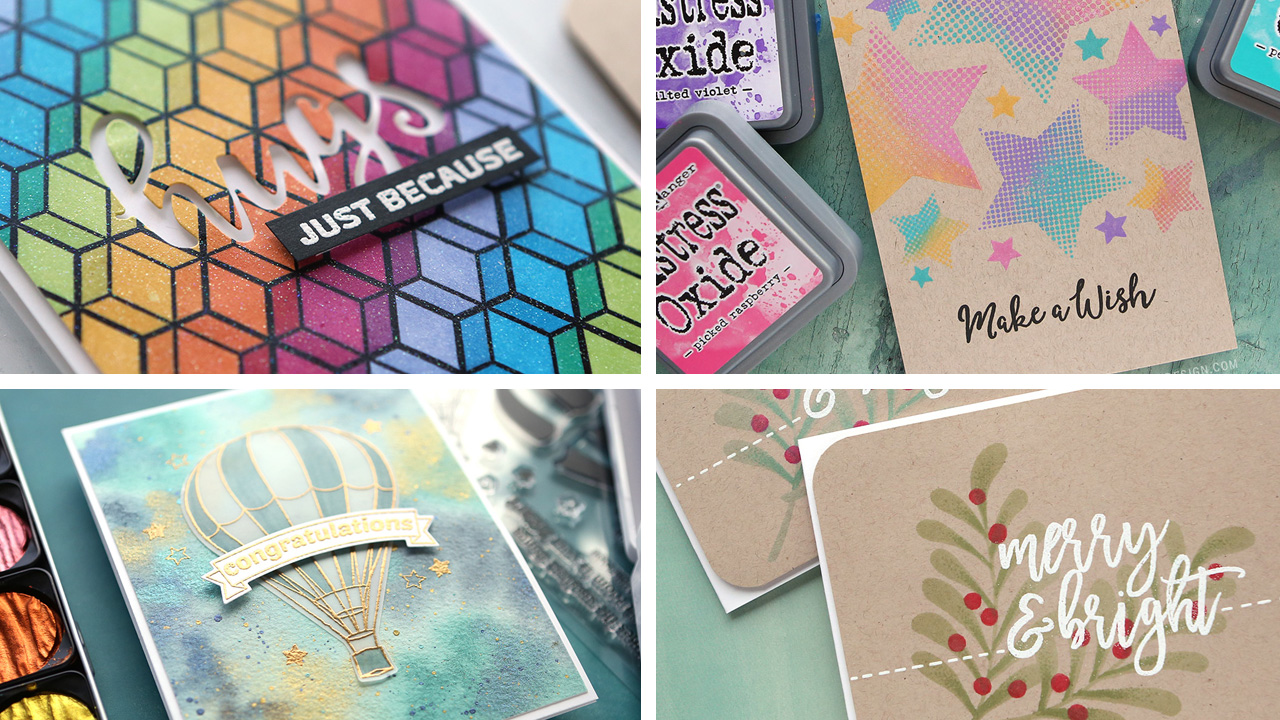 Altenew: A Year In Review Blog Hop + Giveaway