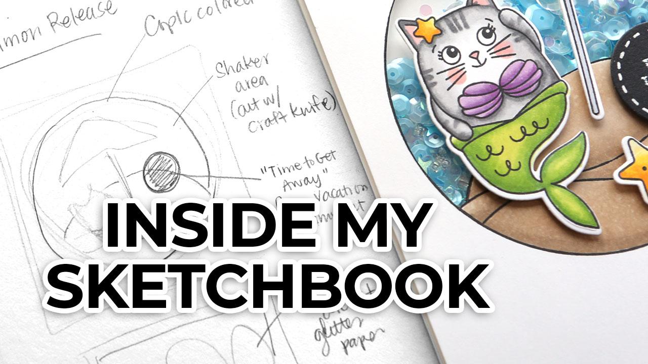 MY CARD SKETCHBOOK – Card sketching tips