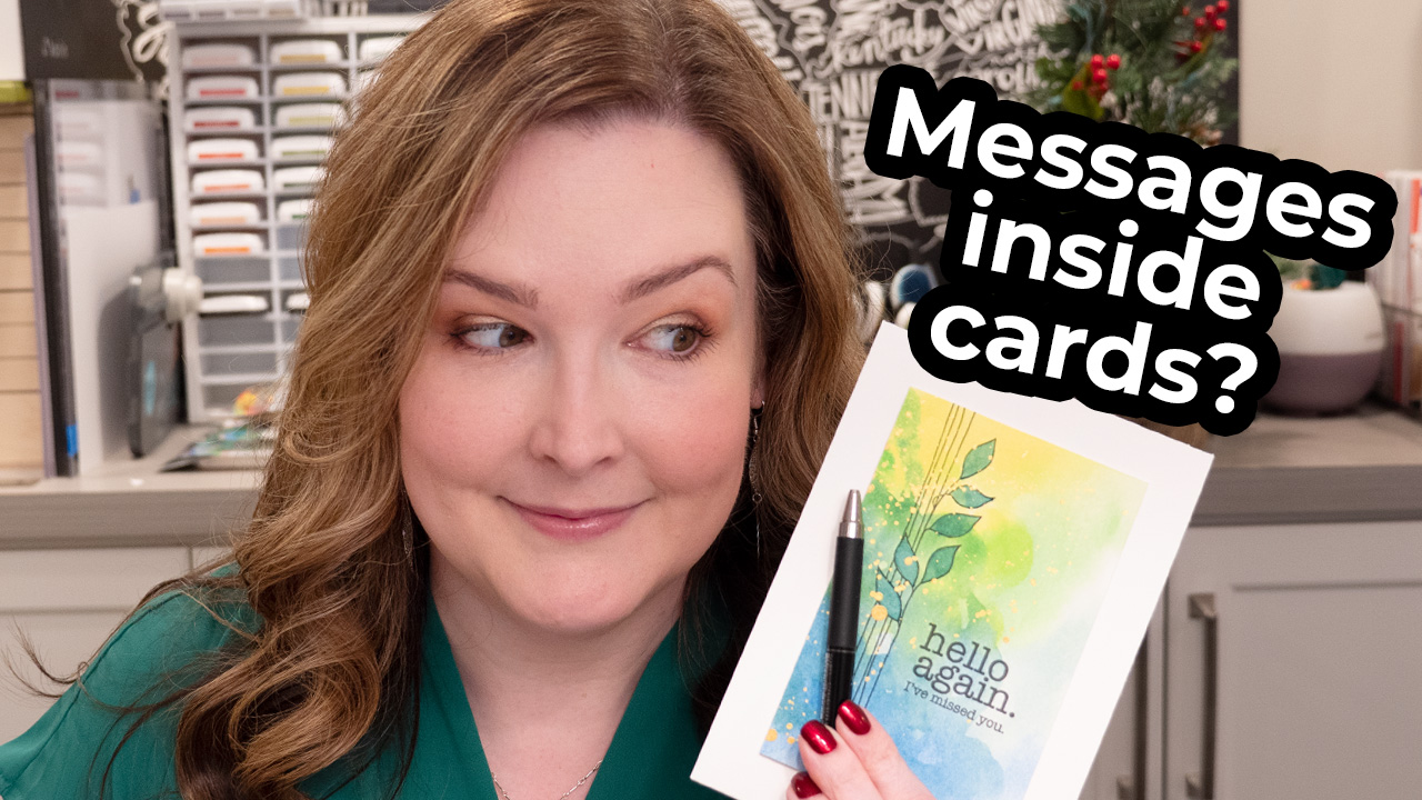 What to write? TIPS for Writing Meaningful Messages Inside Your Cards