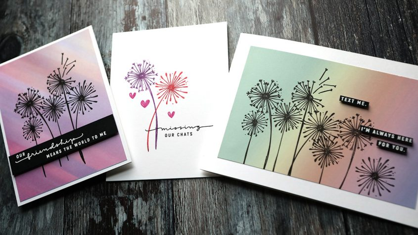 Easy & Simple Card Kit Inspiration (SSS May 2021 Card Kit)