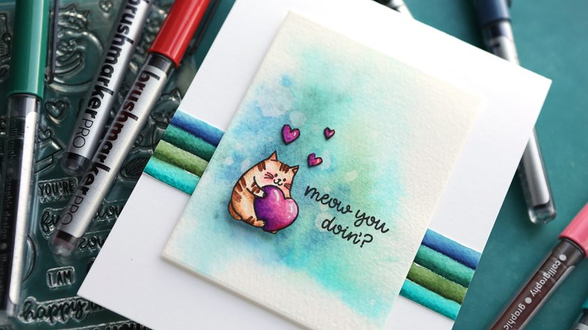 LIVE REPLAY! Painting with Cotton Balls? And when die cutting goes bad