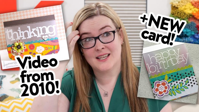 Reacting to Old Card Videos No. 4 + a new card