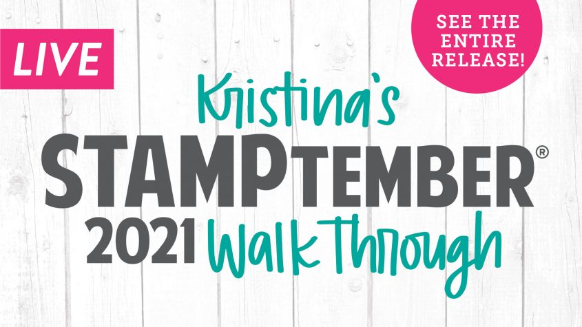 LIVE REPLAY! See EVERYTHING in Simon's STAMPtember 2021 Release!