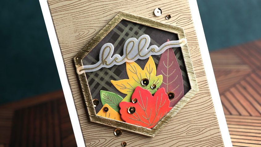 LIVE REPLAY – Making a Card with NEW Waffle Flower Stamps, Dies, and Stencils