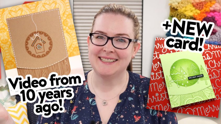 Reacting to a Video from 2011 + Making a New Card (Reaction No. 5)
